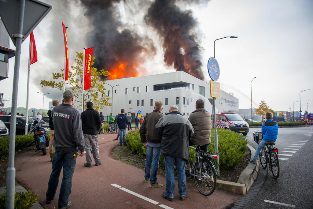 brand, lascentrum